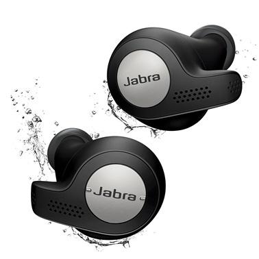 Jabra Elite Active 65t True Wireless Titanyum Siyah Bluetooth Kulak içi Kulaklik Renkli